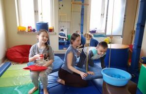 Sala integracji sensorycznej - 7 ZMYSŁÓW  W ŚWIECIE DOZNAŃ