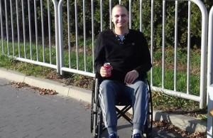 Sprzęt rehabilitacyjny dla Damiana!