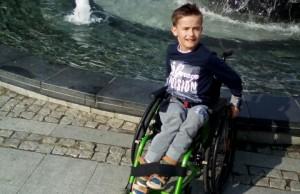 Zakup nowego wózka inwalidzkiego