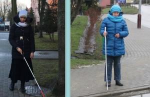 Dwie niewidome siostry i ich walka o zdrowie