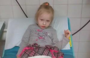 Mała Oliwka potrzebuje intensywnej rehabilitacji