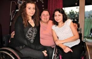 Pomoc dla Sylwii Tubek z córkami