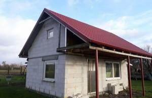 Maleńki domek dla rodziny