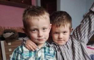 Kacper i Piotrek dwa szczęścia i dwa problemy